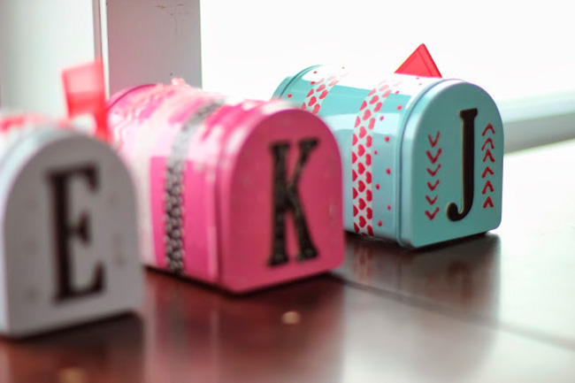 ValentineDay Crafts Kids Make - Valentine Day Mailbox
